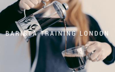 Barista Training London