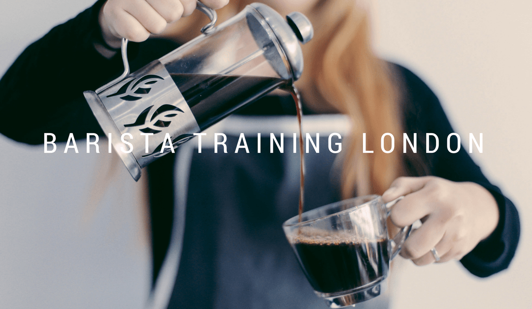 Barista Training London