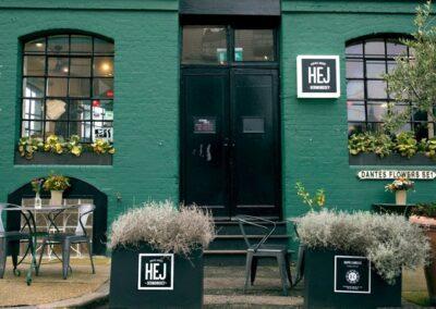 Bermondsey Cafe