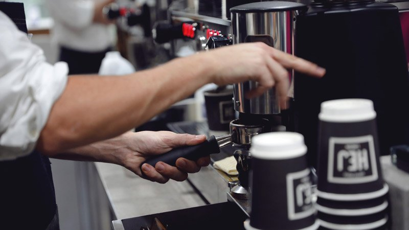 Introduction to Coffee - Barista Course