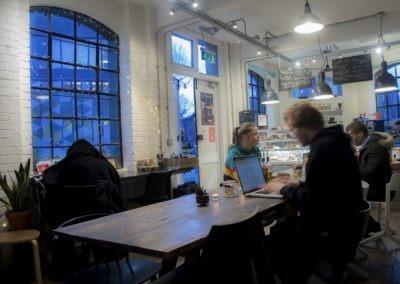 Bermondsey Cafe - Hej Coffee