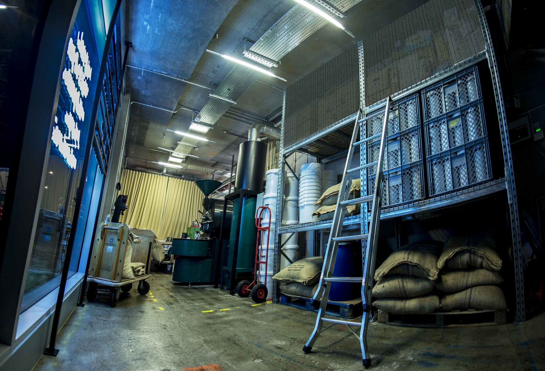 1 Independent Wholesale Coffee Roastery In London Uk Hej