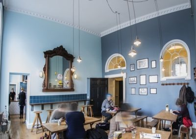 Hej Cafe Somerset House