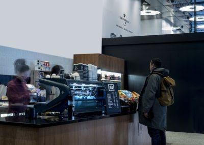 Hej Pop-up coffee bars