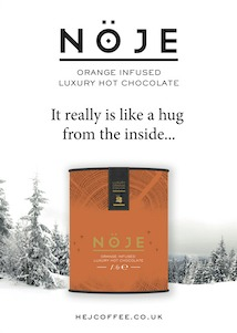Noje Orange Hot Chocolate