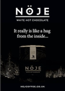 Noje White Hot Chocolate